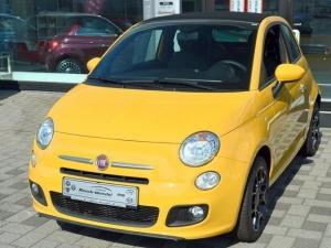 Fiat 500 C 1.2 8V S (Euro 6)