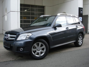 Mercedes-Benz GLK 350 CDI 4Matic BE 7G-Tr,AHK,Leder,Comand