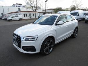 Audi Q3 sport quattro 3 x S-line Euro 6