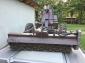 Hatzenbichler HATZ Wildkrautbesen mit Stahlbürsten