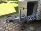 Orten KOFFER Stromerzeuger 2 Diesel Tanks neuwertig