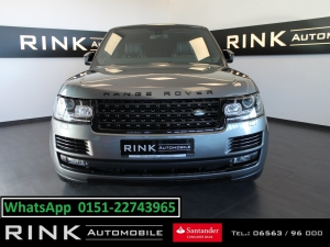 Land Rover Range Rover Autobiography