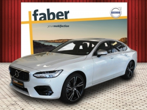 Volvo S90 D5 AWD Geartronic R-Design