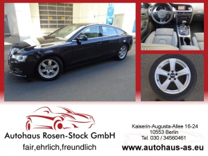 Audi A5 2,0 TDI Clean D SB Ledersp.sitze,Autom,Navig