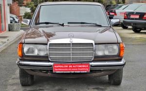 Mercedes-Benz 240 D**W123*AHK*Inspektion Neu*TÜV 06.2023**