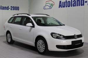 VW Golf VI 1.6 TDI Trendline- Klima-AHK-Scheckheft