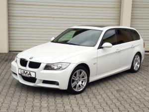 BMW 320i Touring 2x M-Paket *Xenon, Panor., Alcantara*