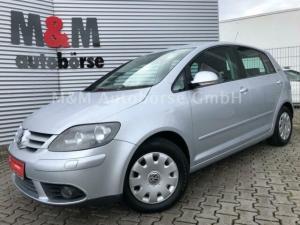 VW Golf V Plus Goal Klima/Tempomat/Einparkhilfe