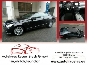 Mercedes-Benz E 250 Coupe 7G-Tr.,AMG Line Plus,Leder,Comand