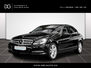 Mercedes-Benz C 250 CDI 4-Matic AVANTGARDE