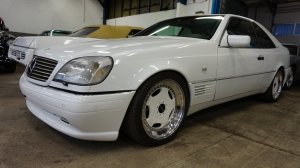 Mercedes-Benz CL 600 Lorinser V12