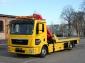 MAN TGL 12220 Abschleppwagen Kran