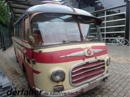 Setra S 6 Kässbohrer Panoramabus aus 1.Hand