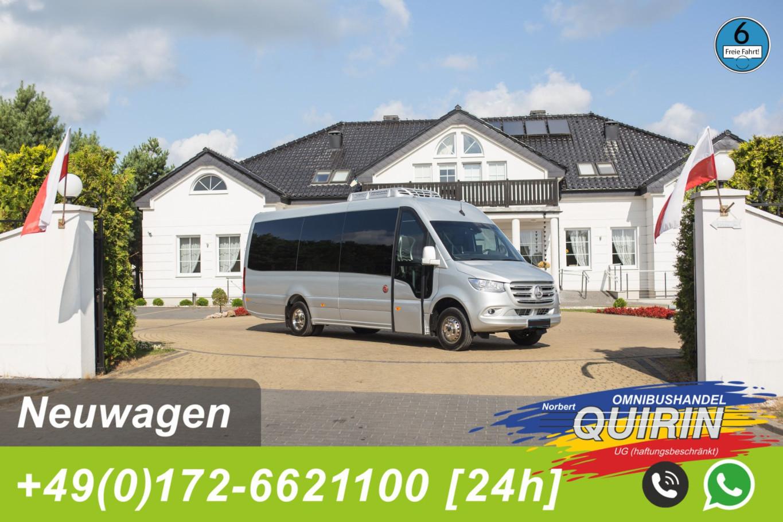 Mercedes-Benz Sprinter Kleinbus 20 Sitzer kaufen Sprinterbus NEU bei Busvertrieb.