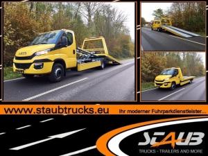 Iveco Daily 72C17P Abschleppfahrzeug