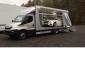 Iveco Daily 72C17P Autotransporter geschlossen-stock