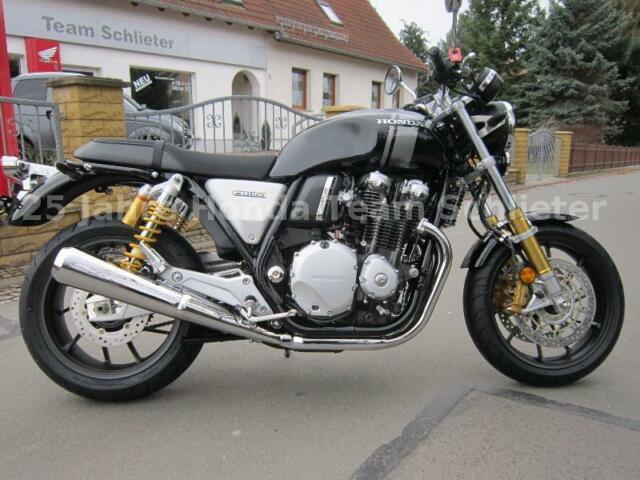 Honda CB1100 RS Tageszulassung