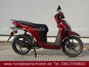 Honda Vision 50 NSC 45kmh & 152¤ gespart