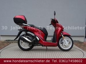 Honda SH 300 I ABS Top Case