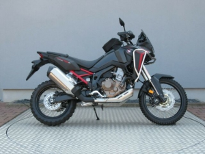Honda Crossrunner VFR800X mit Zubehör