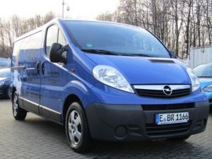 Opel Vivaro 2.0 CDTI L2 H1 Klima- Bluetooth- Tempomat - USB Tel.-Vorb. Klima CD MP3 DPF Spieg. beheizbar