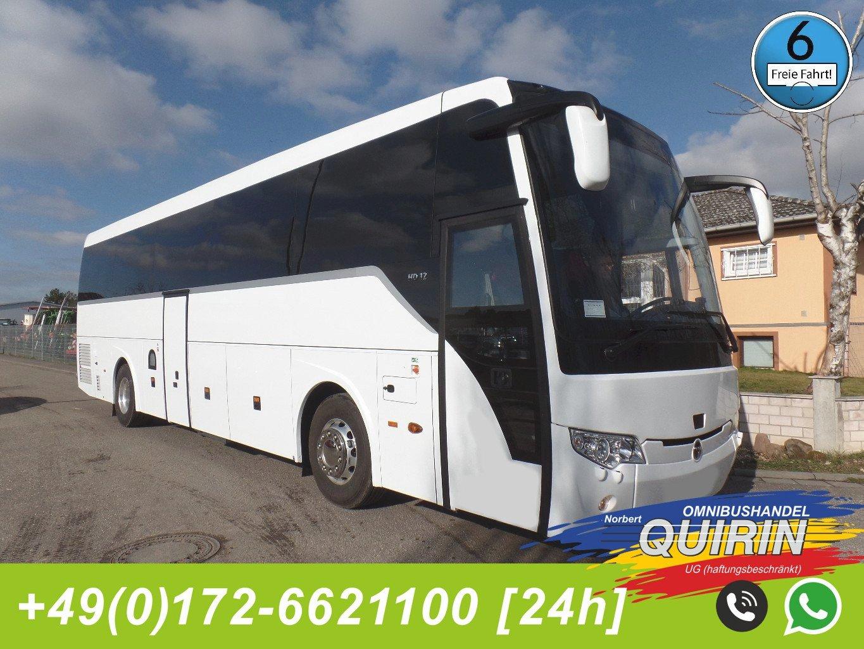 Temsa HD 12 aus 2017 ( Euro 6 Reisebus ) ... Preiskracher ... Busangebot