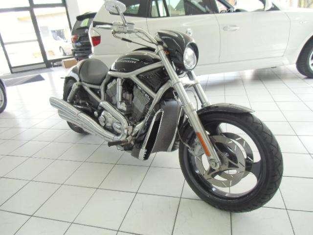 Harley Davidson V-Rod Speedpoint Umbau