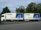 MAN TGX 24460 Volumen Zug 120m³ mit Anhänger sofort