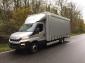 Iveco Daily 72C17P Autotransporter geschl.- 1/4 Jahr umsonst