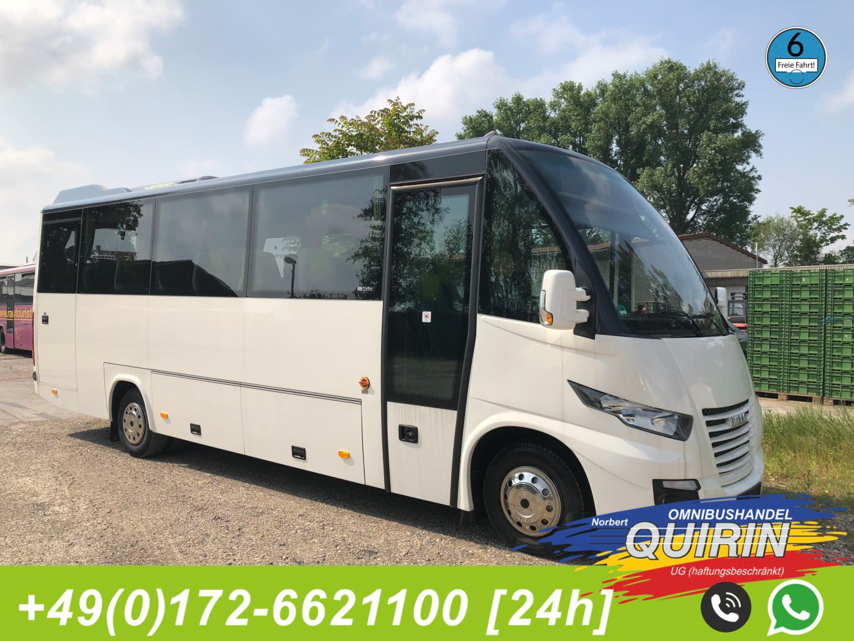 Iveco Rapido 30 Sitzer sparsamer Midibus 70C17 Daily.