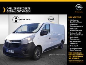Opel Vivaro 1.6 CDTI BI-TURBO Kasten USB PDC AHK EU6