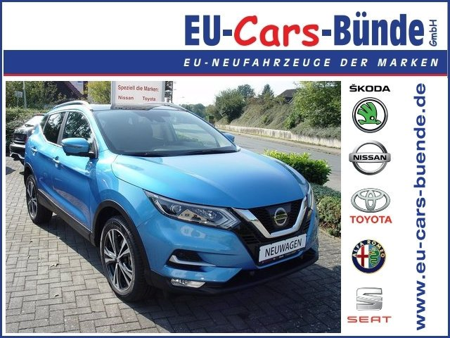 Nissan-Qashqai 1.2 DIG-T N-Connecta LED/Panoramad.