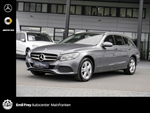 Mercedes-Benz C 180 T Avantgarde Navi Park-Pilot Kamera