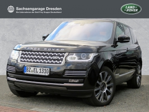 Land Rover Range Rover SDV8 Autobiography Multimedia ACC