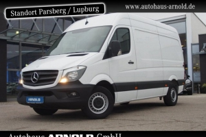 Mercedes-Benz Sprinter 316 CDI KA Klima Tempomat PTS AHK Sitzh