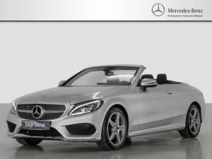 Mercedes-Benz C 300 AMG 9G Navi Totwinkel Akustikverdeck