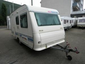 TEC Travel King 490 Vorzelt.Mover.Fahrradträger.