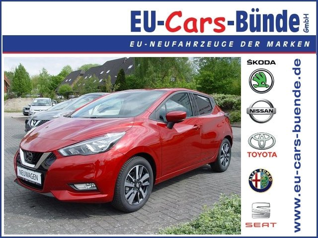Nissan-Micra 0.9 IGT N-Connecta