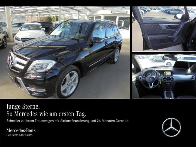 Gebrauchte Mercedes Benz Glk Klasse Zum Verkauf In
