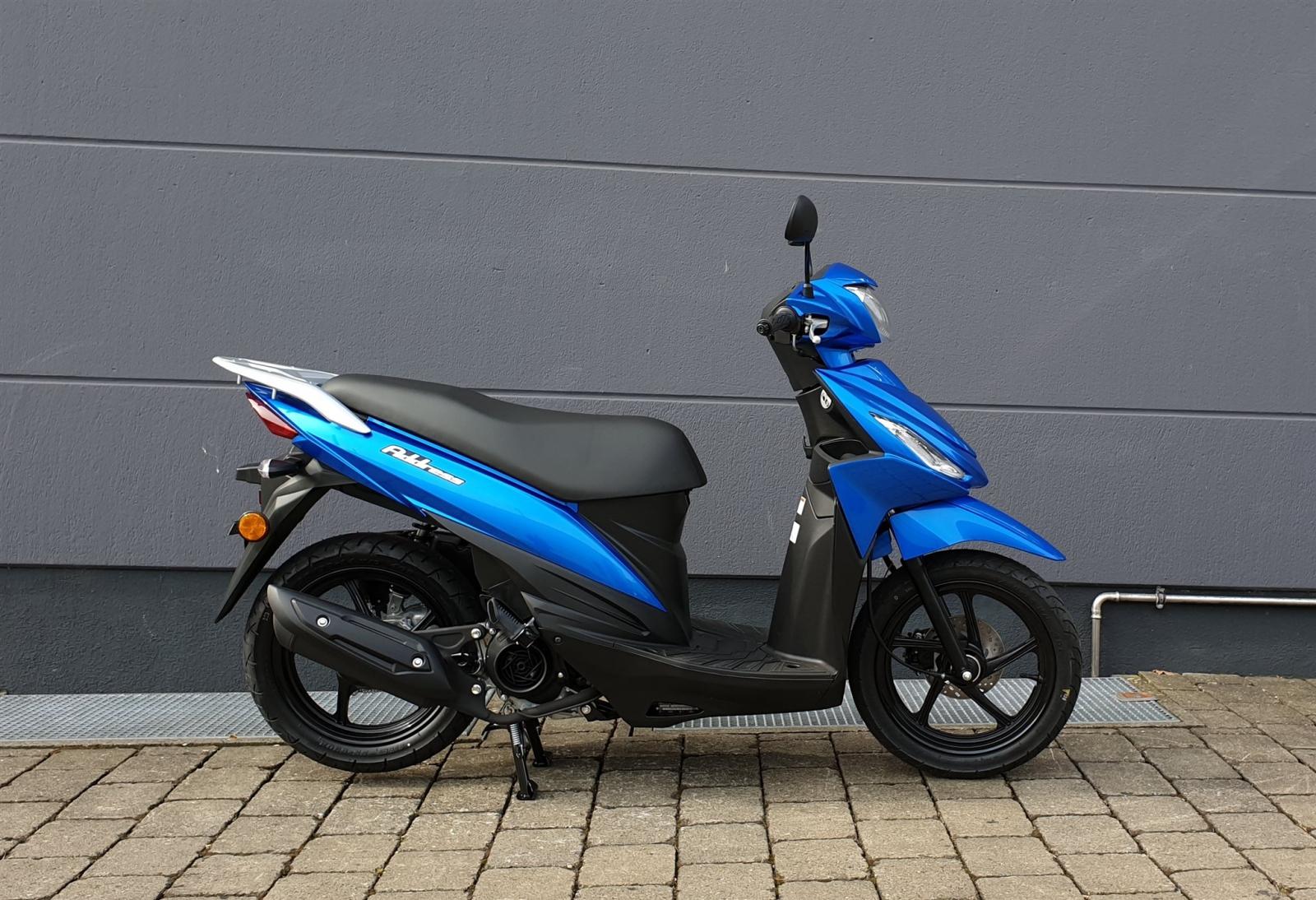 Suzuki Address 110, SOFORT LIEFERBAR !!! Tageszulassung !!!