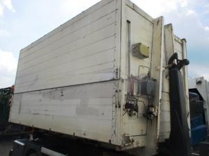 Sonstige Lagercontainer mit Schwenktüren