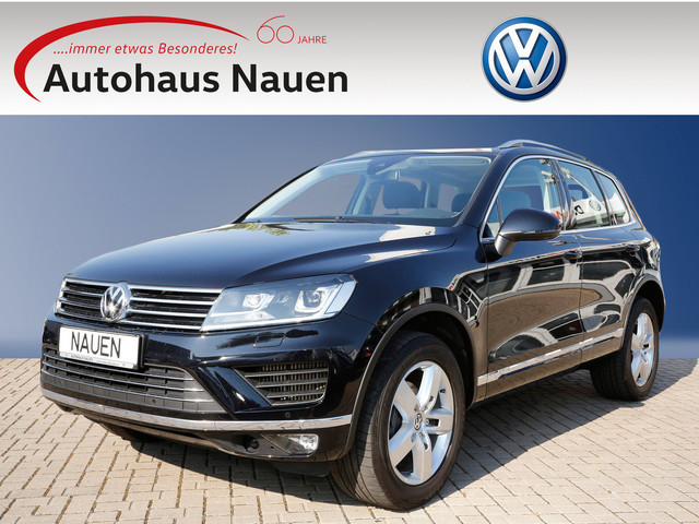 gebrauchte 2015 volkswagen touareg zum verkauf in wuppertal cargurus. Black Bedroom Furniture Sets. Home Design Ideas