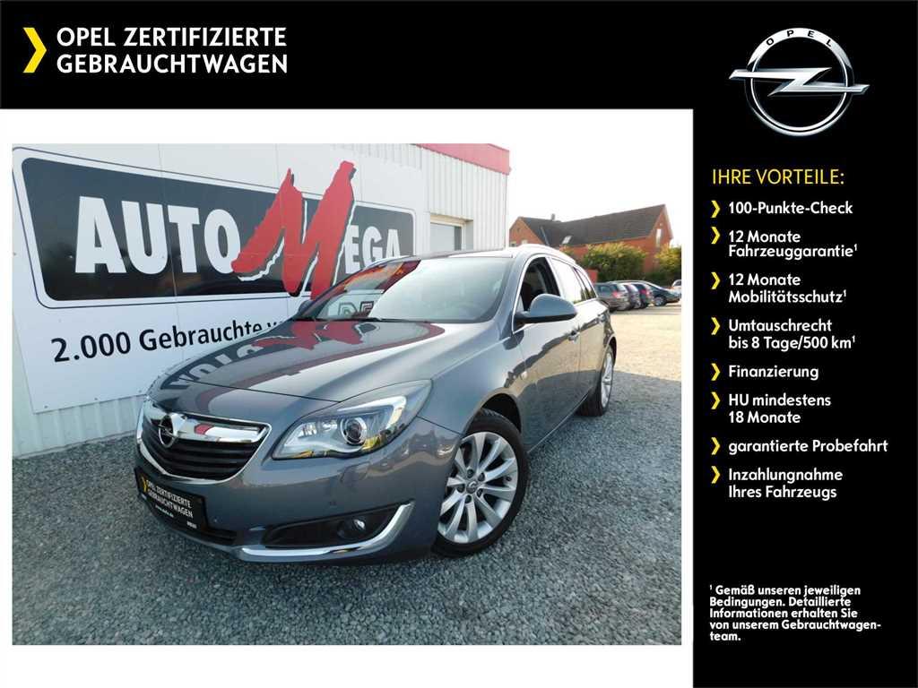 Gebrauchte 2018 Opel Insignia Zum Verkauf In Kiel Cargurus Sports Tourer Innovation Rckf Ass