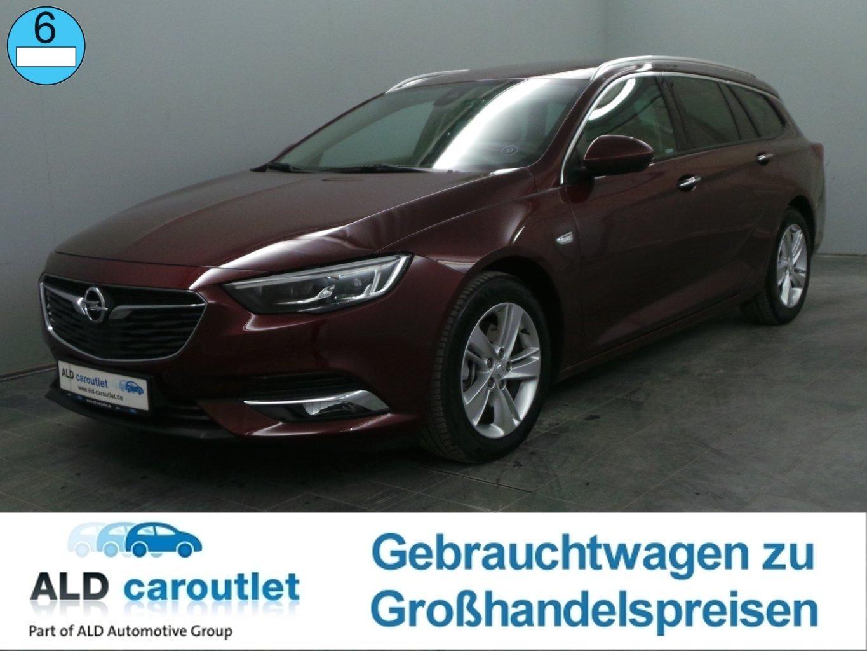 Gebrauchte 2018 Opel Insignia Sports Tourer Direct Inj Zum Verkauf Sportstourer 16 Autbusinnavileder
