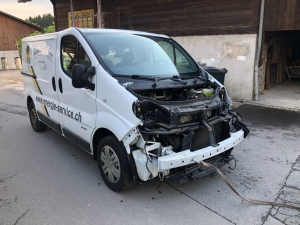 Renault Trafic 2.0 dCi 115 2.9t L1H1