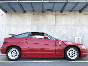 Alfa Romeo RZ/SZ