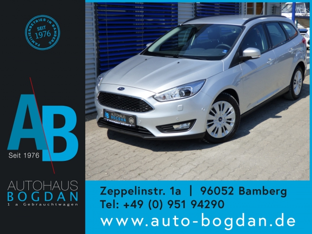 Ford Focus 1,5 TDCi DPF Business