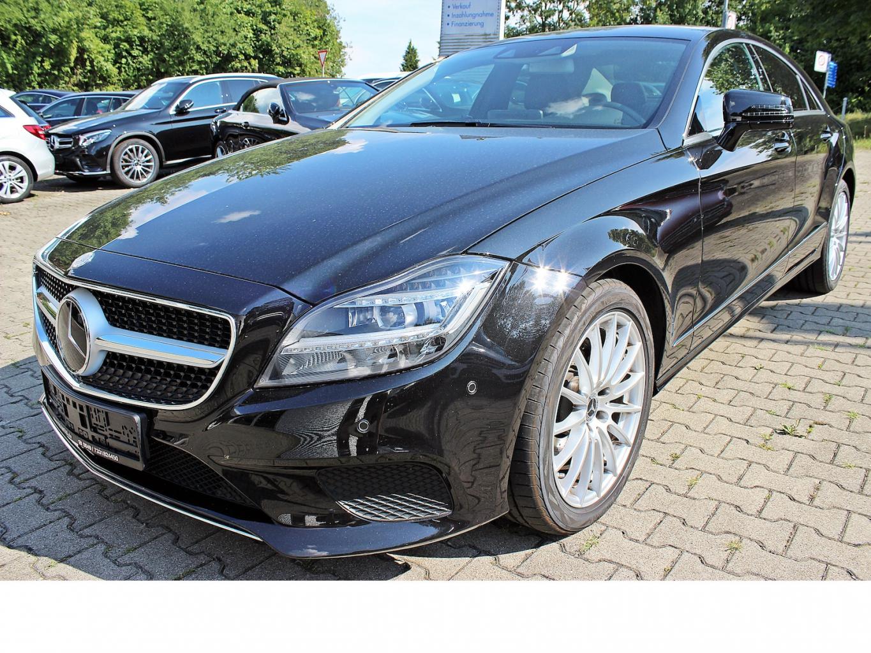 Gebrauchte 2018 Mercedes-Benz CLS-Klasse zum Verkauf in Stuttgart ...