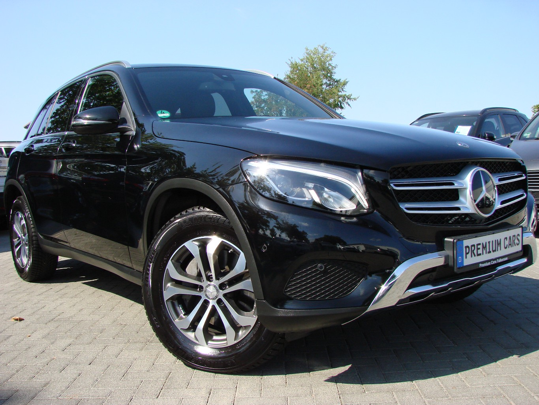 Gebrauchte 2017 Mercedes Benz Glc Zum Verkauf In Konigs Wusterhausen
