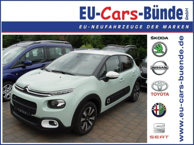 Citroen-C3 1.2 Shine Pure Tech 82